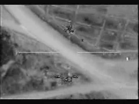 AC130 Gunship In Operation Iraqi Freedom.wmv