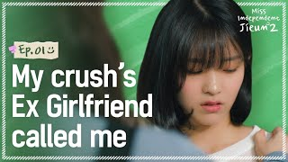 Gathered by senior on the first day of Uni [ Miss Independent Jieun 2   EP.01 ]