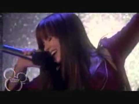 This is Me - Camp Rock - Official Video - Lyrics - Lucc7050