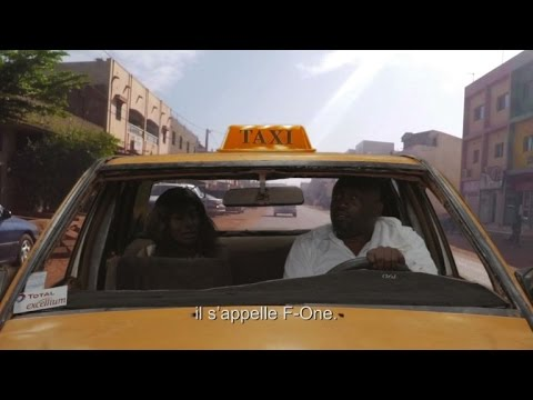 TV cabbie drives viewers to laugh at Mali life
