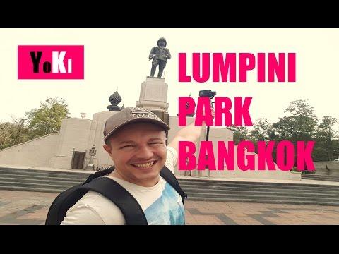THE SECRET of LUMPINI PARK BANGKOK