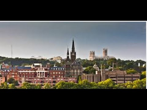 dating at georgetown university
