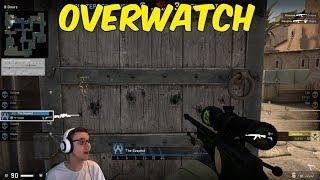 CSGO Overwatch, but it