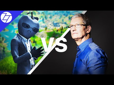 Apple vs. Fortnite