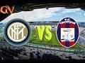 Internazionale vs Crotone Campeonato Italiano 03/02/2018 PES 2018 PSP