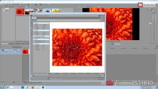 HOW TO MAKE A PHOTO SLIDE SHOW WITH MUSIC - SONY VEGAS