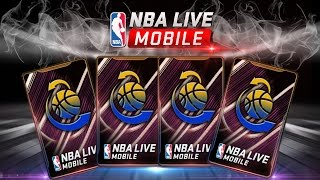 NBA LIVE MOBILE TRADE DEADLINE PACK OPENING + CLUTCH ELITE PULL!!!