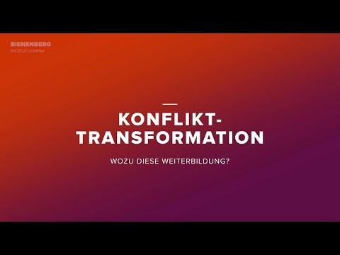 Konflikttransformation - wozu