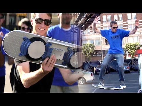 Tony Hawk Has Something To Say About The New Hoverboard