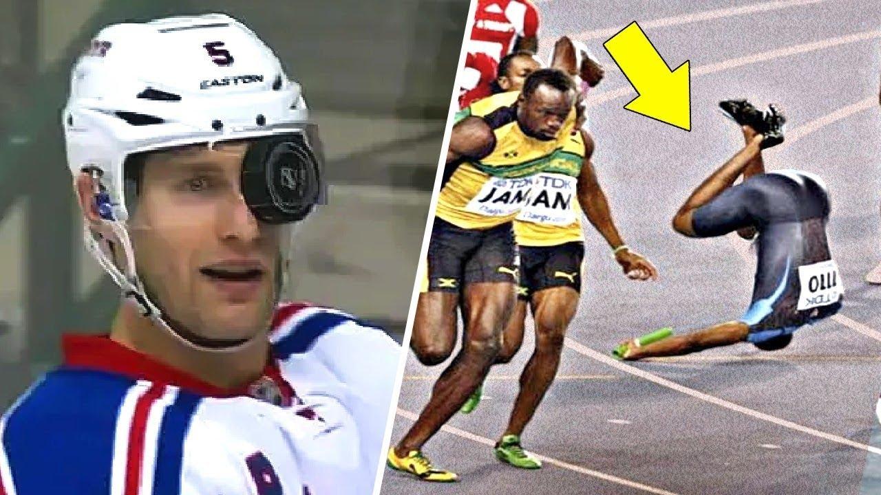 14 Самых Эпичных Моментов в Истории Спорта