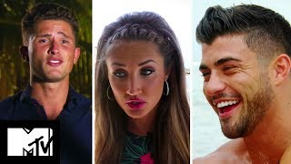 Ex On The Beach, Season 3 - Unhappy Threesome | MTV