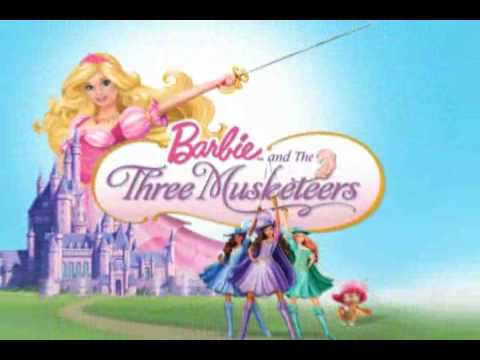 Barbie And The Three Musketeers Nintendo Ds Wii Pc Video Game Trailer Youtube