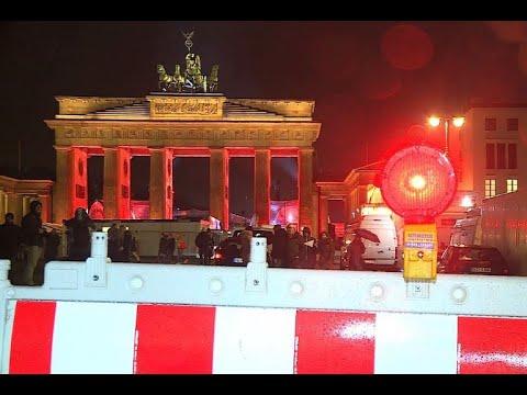 Berlin rüstet sich für riesige Silvesterparty