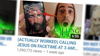 THIS IS AN ACTUAL VIDEO ON YOUTUBE