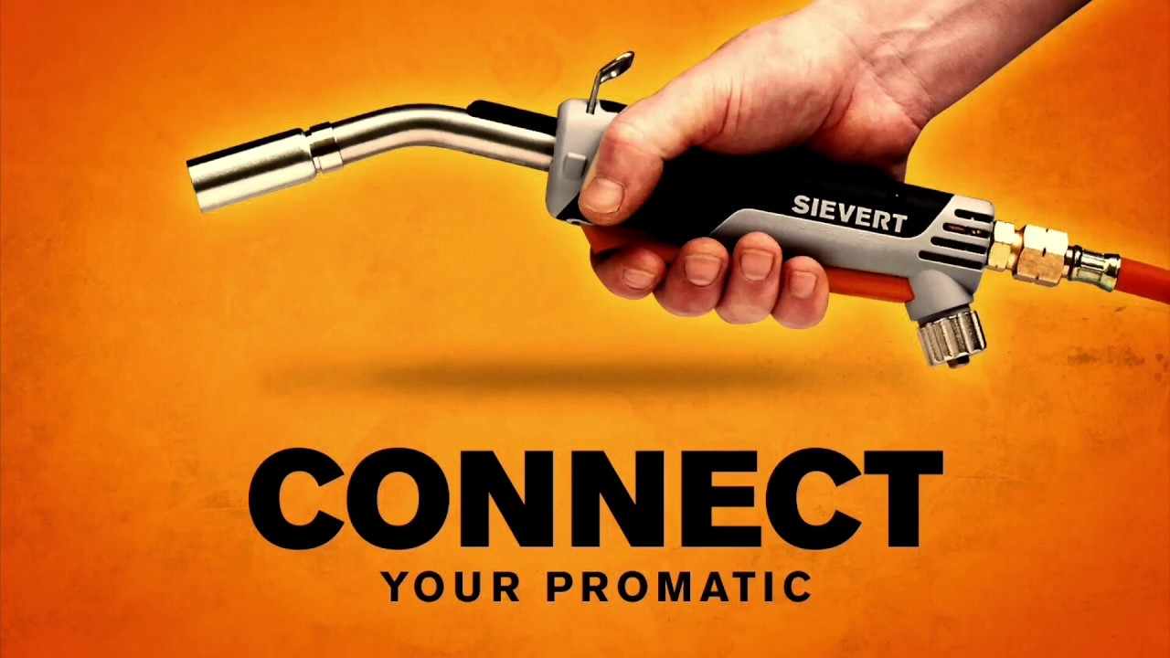 Sievert Promatic Torch System