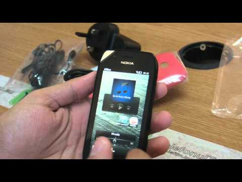 Nokia 603 review HD ( in ROmana ) - www.TelefonulTau.eu -