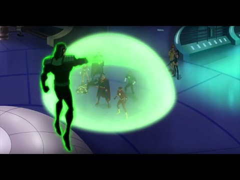 JUSTICE LEAGUE VS CRIME SYNDICATE : JUSTICE LEAGUE: CRISIS ON TWO EARTHS