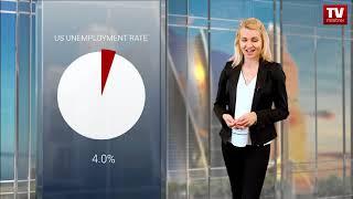 InstaForex tv news: Greenback falls amid US labor market data  (09.07.2018)