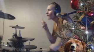 OBLADAET PANDA FREESTYLE Drum Cover