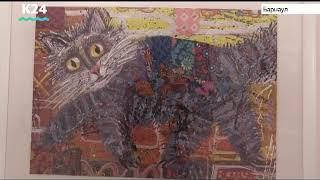 «Кошачья» выставка открылась в музее Барнаула
