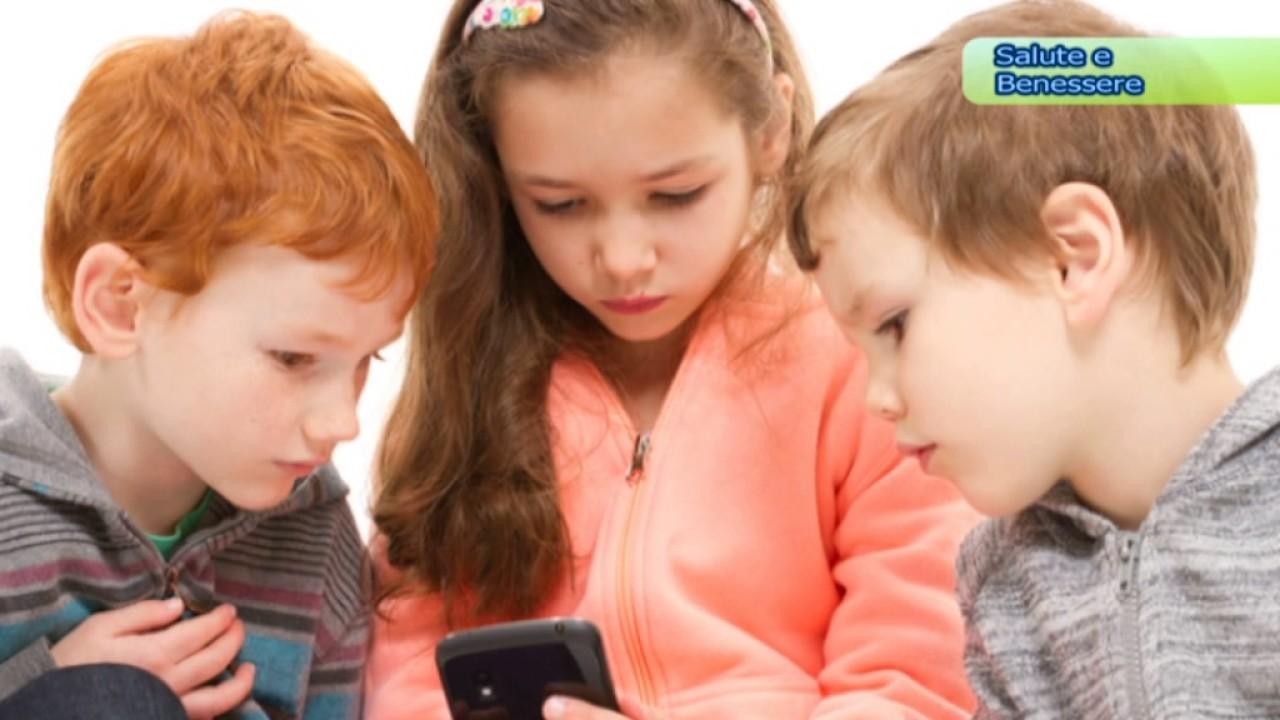 Salute E Benessere Bambini E Smartphone Youtube