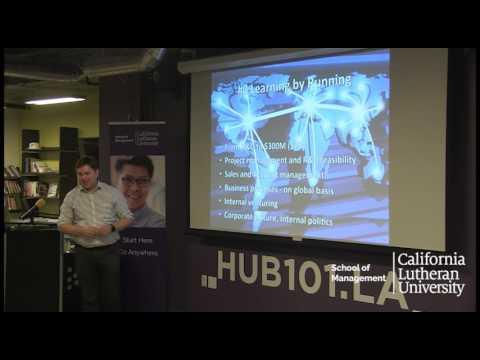 CLU | Entrepreneur Speaker Series - Aki Luukkainen