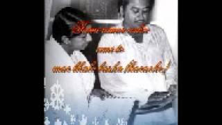 tumi amar asha karaoke by subhankar ghosh