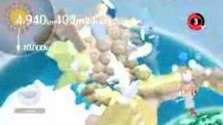 Beautiful Katamari gameplay