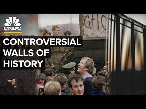 The Great Wall Of China, The Berlin Wall, And The History Of Border Walls