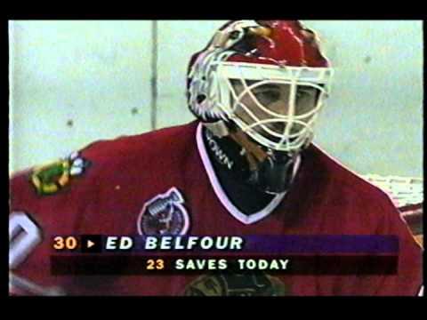 StL Blues vs Chi Playoffs (Game 4 - 1993)