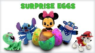 30 Surprise Eggs Toys | Supre Heros and Princes | Mystery Surprise Eggs for Children - 4