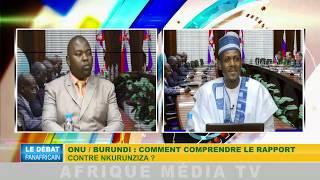 LE DÉBAT DU 09 09 2018:CAMEROUN/QU'A-T-ON FAIT DE L'ARGENT DESTINE A CONSTRUIRE LES ROUTES ?