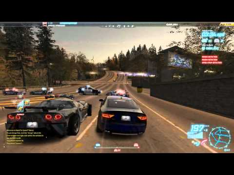 Need For Speed World Highway Pursuit Youtube