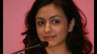 Hadia Tajik drømmer om industrieventyr i Nordsjøen