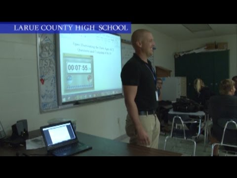 KAGAN Cooperative Learning in LaRue County High School Part 3