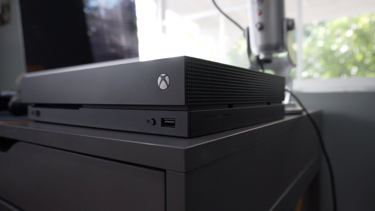 Xbox One X Review - Beautiful 4k Gaming [2018]