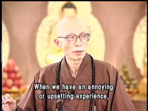 A peaceful mind(GDD-0185, Master Sheng Yen)