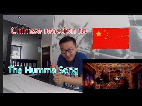 Chinese guys reaction to The Humma Song – Ok Jaanu | Shraddha Kapoor | Aditya Roy Kapur MV REACTION
