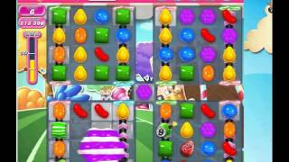 Candy Crush Level 1440 (difficult level) No Boosters