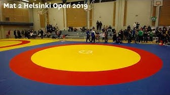 Helsinki Open 2019 Mat 2