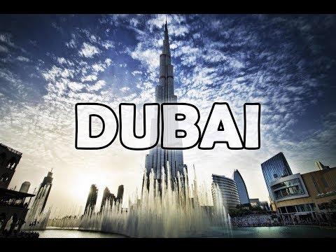 Fun Facts About   DUBAI, UAE  