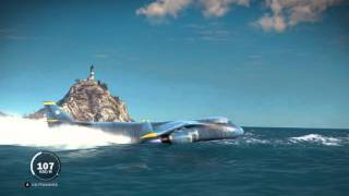Just Cause 3 U41 Cargo Plane or Boat?