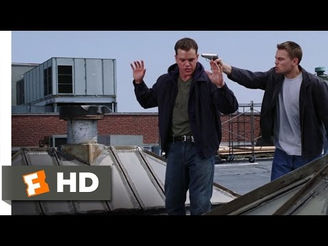 The Departed (5/5) Movie CLIP - I Erased You (2006) HD