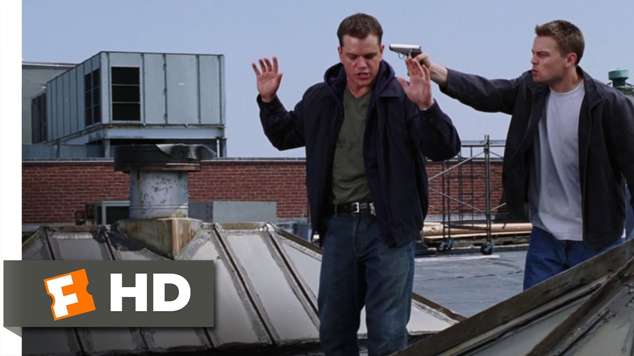 The Departed (5/5) Movie CLIP - I Erased You (2006) HD ...