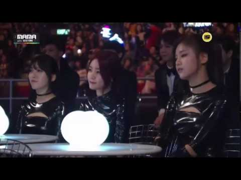 2014 MAMA - BTS VS Block B