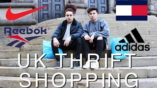 Video UK THRIFT SHOPPING (Adidas, Reebok, Diesel) download MP3, 3GP, MP4, WEBM, AVI, FLV Juni 2018