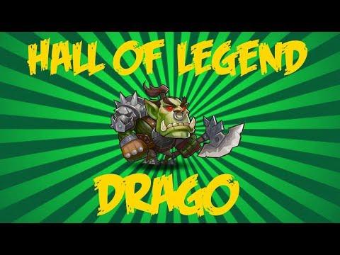 Soul Hunters Hall Drago 5,1M TOP 9#