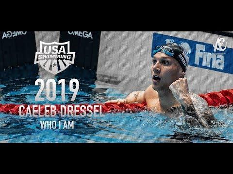 Caeleb Dressel ● Who I Am | Motivational Video | 2019 - HD