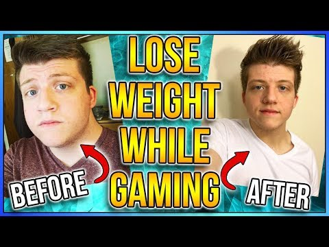 Lose Weight While Playing Video Games (Weight Loss For Gamers)