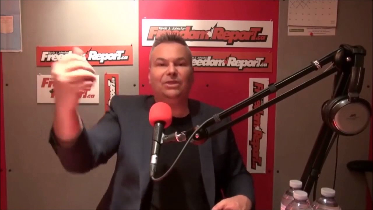 Kevin J. Johnston is crazy (response)
